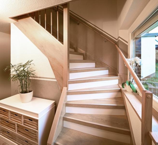 Laminat Als Treppenbelag Nur In Ganzen Platten Verlegen