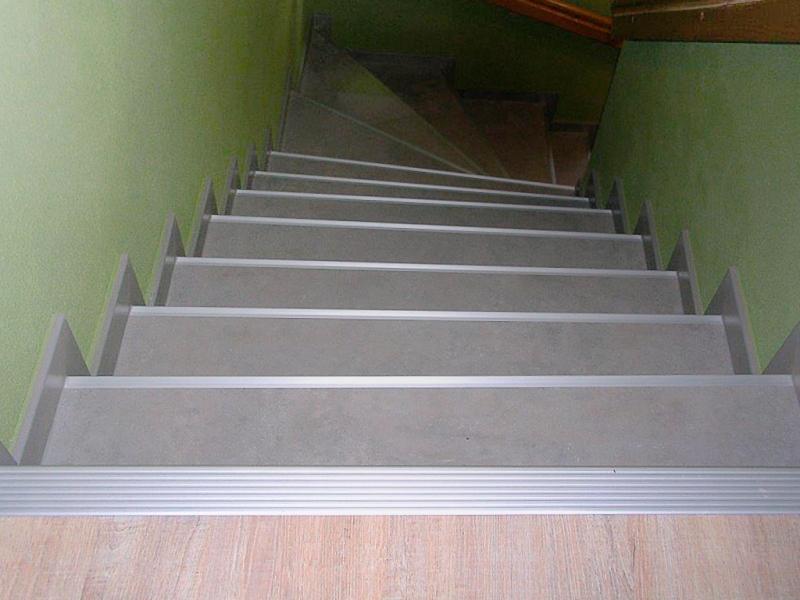 Steintreppe Erneuern eine betontreppe renovieren