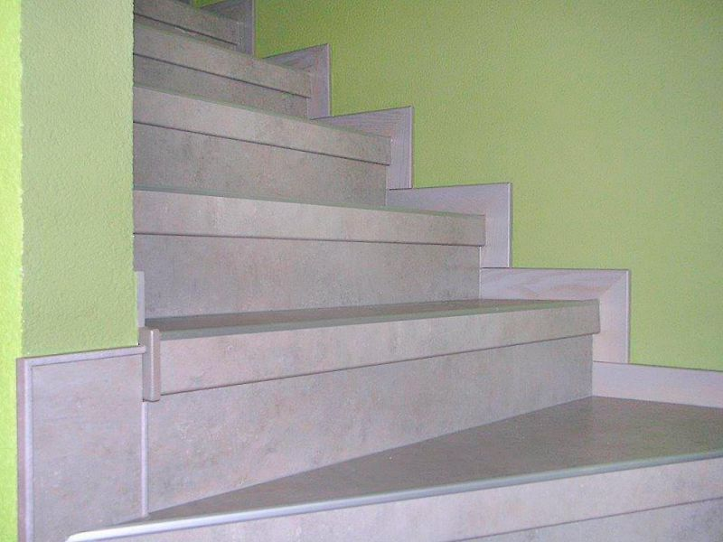 Beton Treppen Renovierung Holz Laminat Oder Vinyl