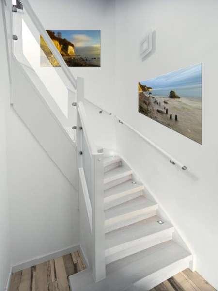 eine treppenrenovierung mit edlem massivholz. Black Bedroom Furniture Sets. Home Design Ideas