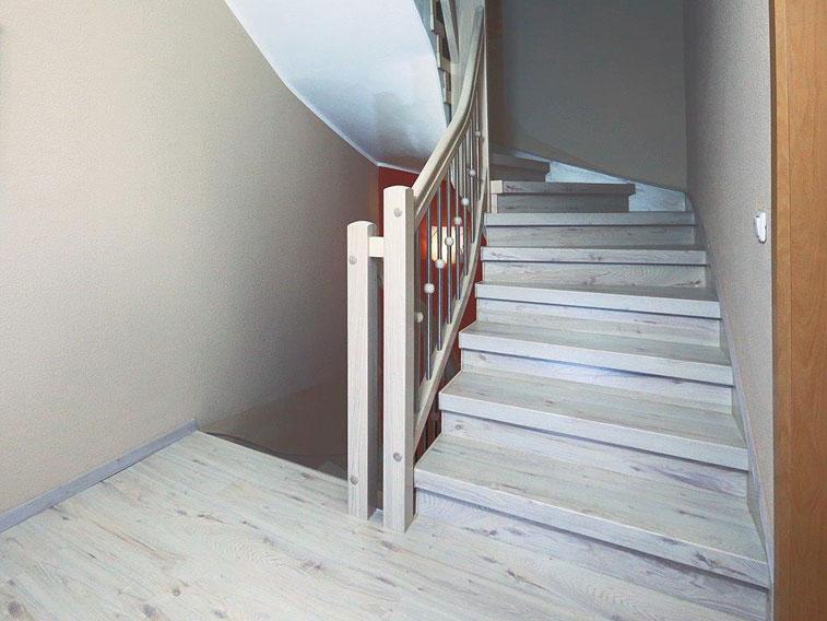 treppenrenovierung statt treppen neubau. Black Bedroom Furniture Sets. Home Design Ideas